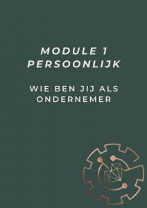 Werkboek Jij als ondernemer en je plan juni2021